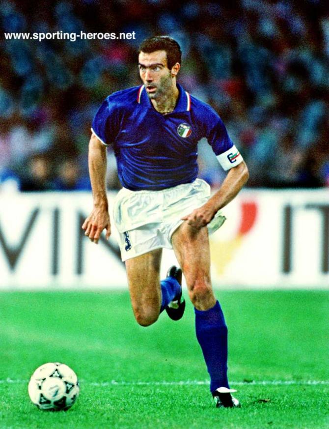 Giuseppe Bergomi (Itália).
