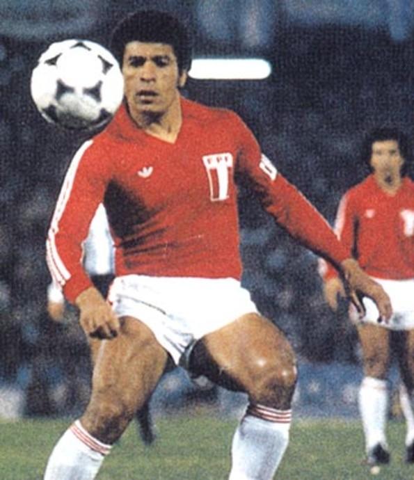 Héctor Chumpitaz (Peru).