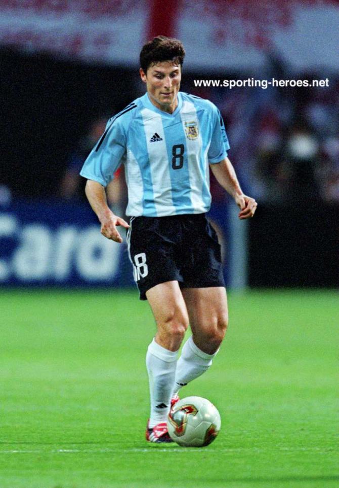 Javier Zanetti (Argentinien).