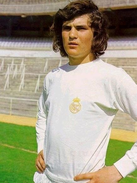 José Antonio Camacho (Espanha).