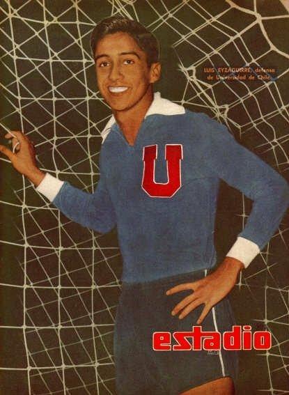 Luis Eyzaguirre (Chile).