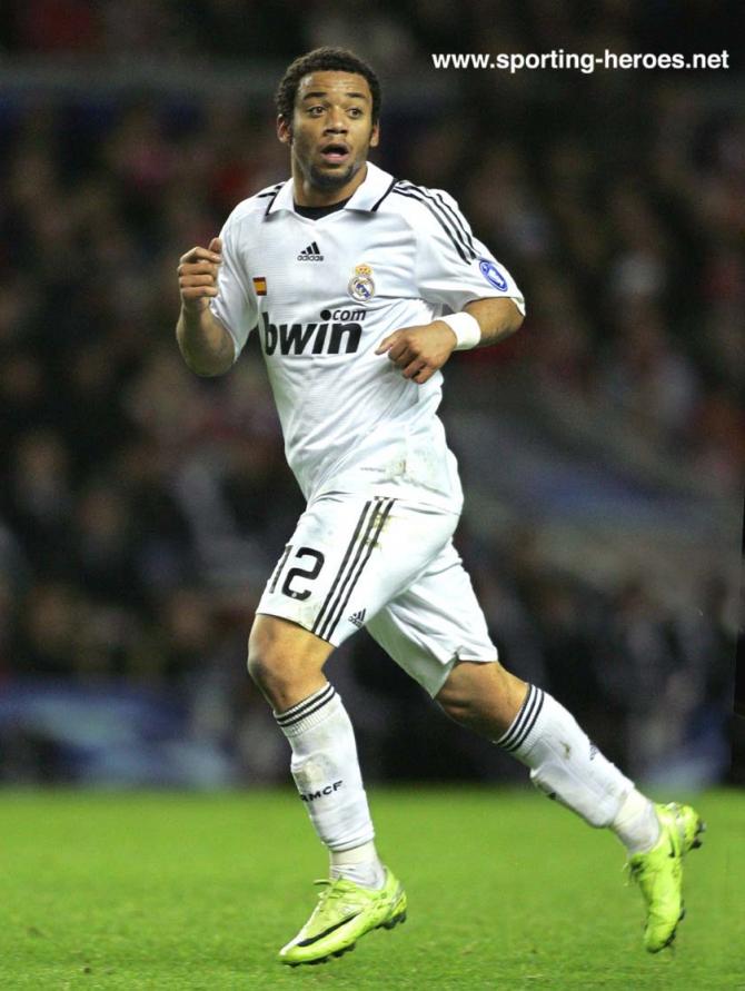 Marcelo Vieira (Brazil).
