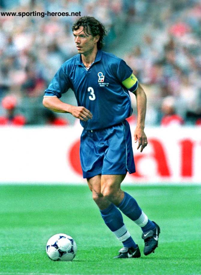 Paolo Maldini (Italy).