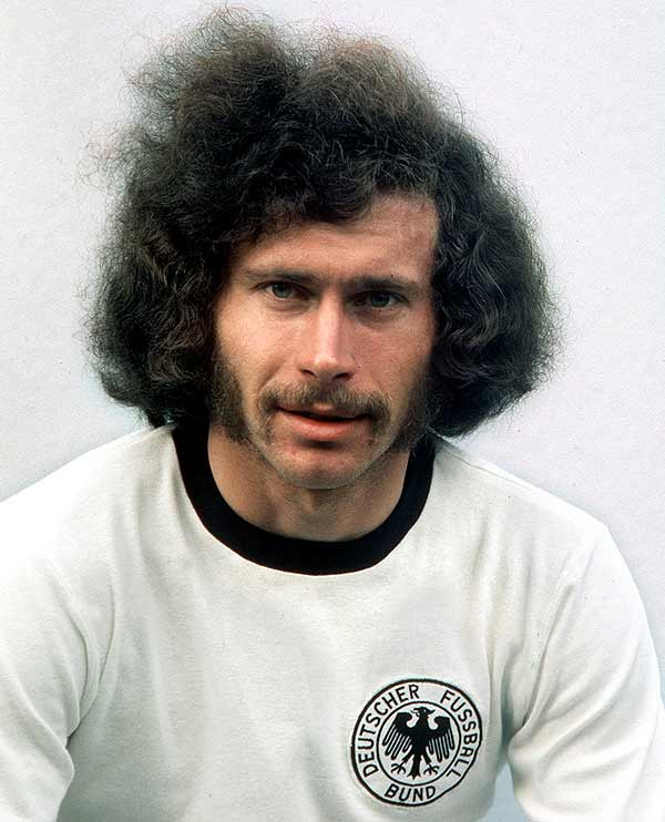 Paul Breitner (Germany).