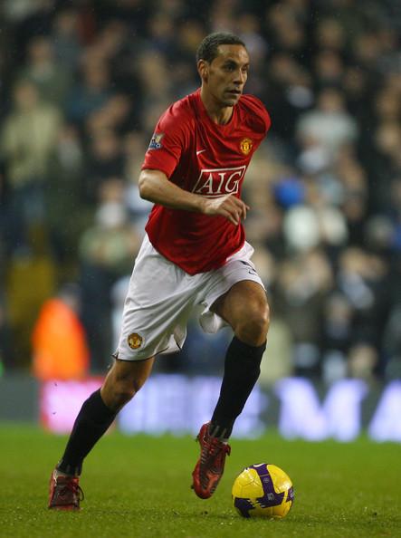 Rio Ferdinand (England).