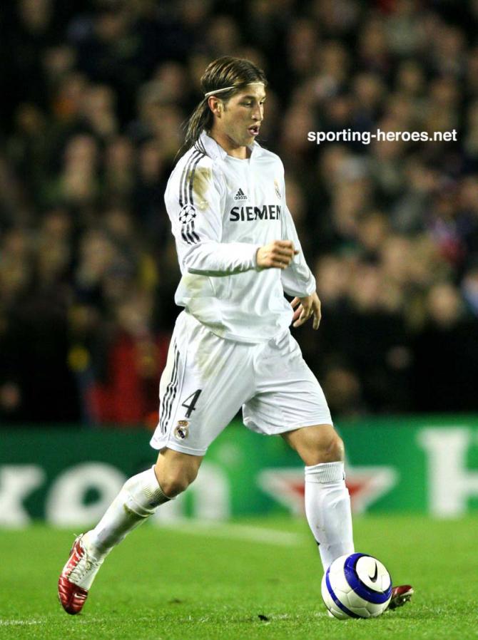 Sergio Ramos (Espanha).