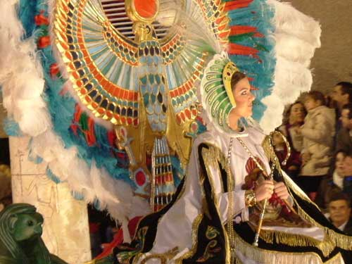 Lorca: a Semana Santa de Ben-Hur