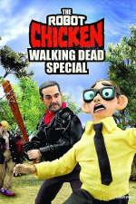 Robot Chicken: The Walking Dead - Mira quién camina