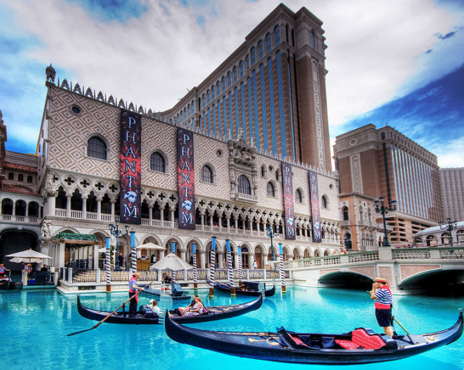 Венецианский Отель