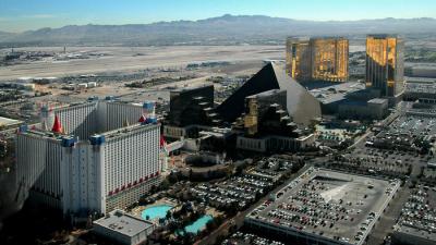 Les meilleurs hôtels à Las Vegas