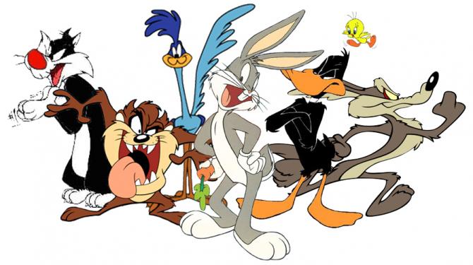 Những cụm từ nổi tiếng nhất của giai điệu Looney