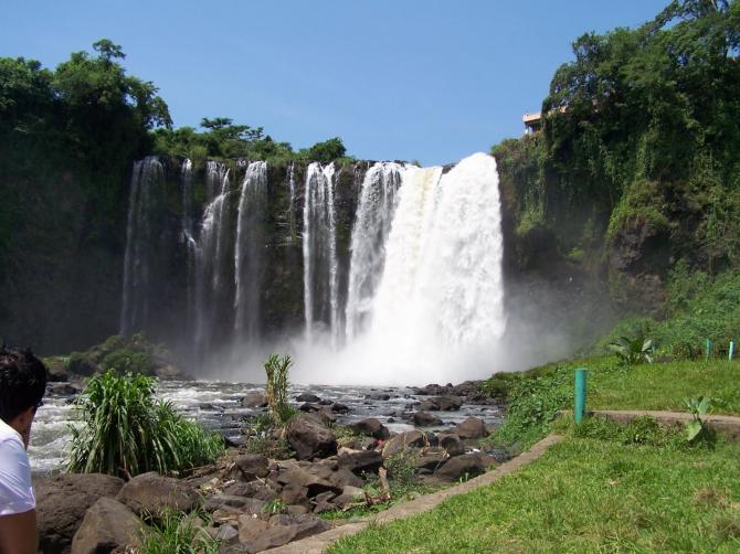 Веракрус - Эль Сальто де Эйипантла.