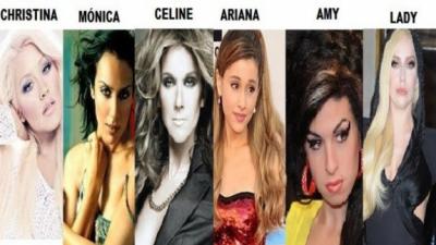 最高の声の範囲を持つ現代の女性歌手