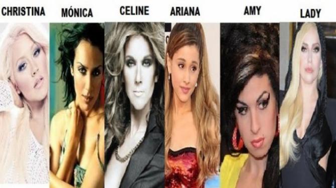 Las cantantes femeninas contemporáneas con más alto rango de voz