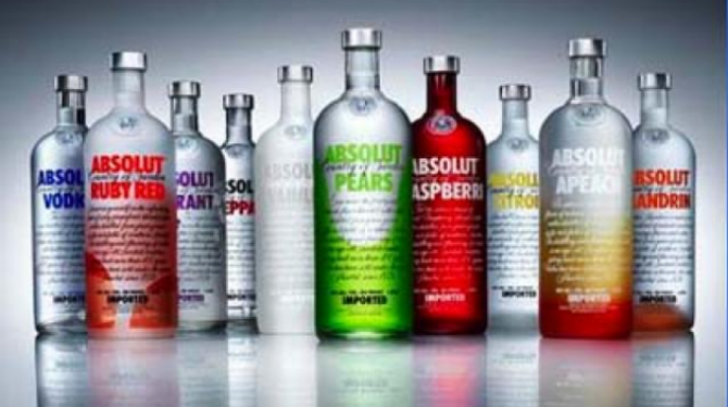 The best Absolut flavors