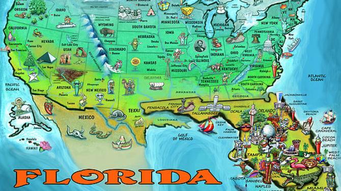 Les villes les plus importantes en Floride