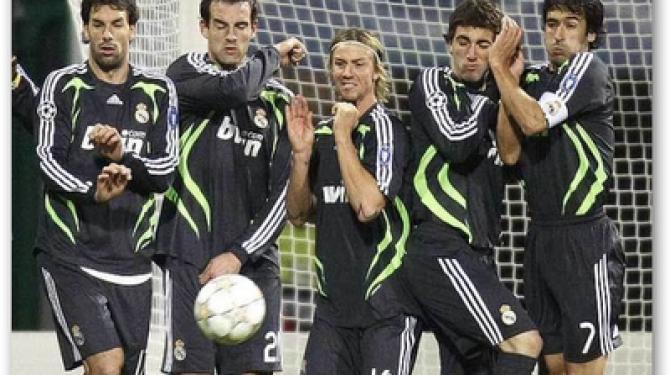 Die extravagantesten Aktionen des Fußballs