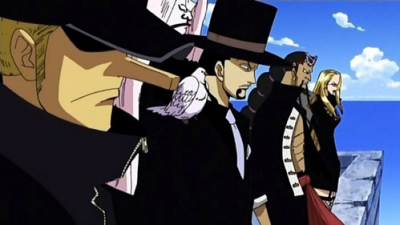 Members of the cp9 (one piece)