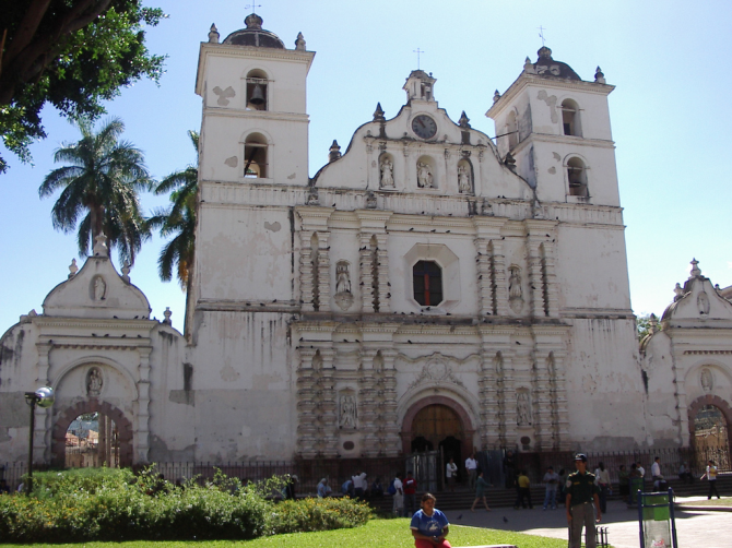 CATEGRAL OF TEGUCIGALPA, HONDURAS