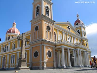 GRANADA CATADRAL, NICARAGUA
