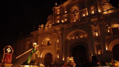 Les plus belles cathédrales d'Amérique latine