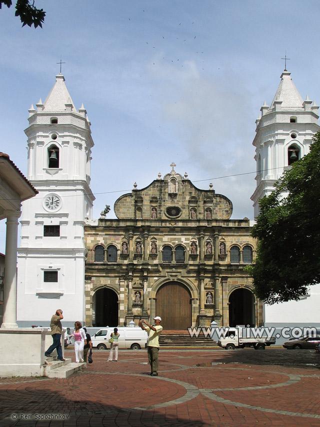 PANAMA CATHEDRAL