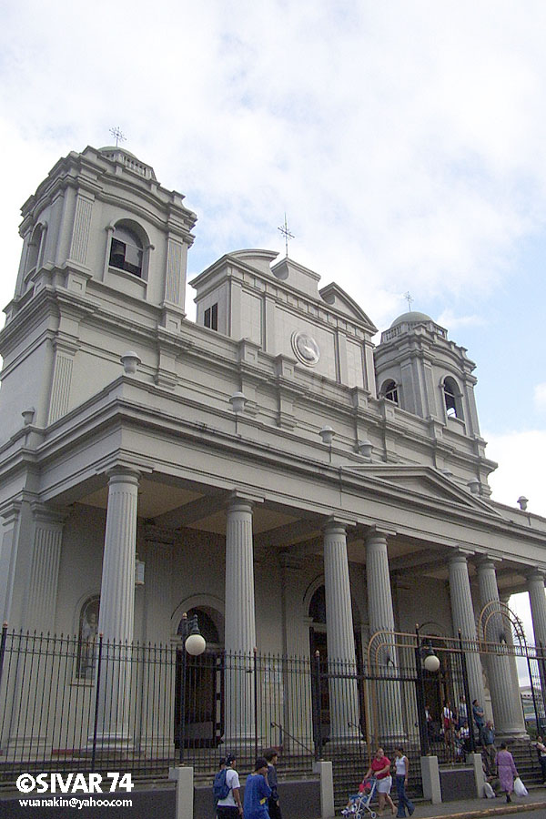 SAN JOSE CATHEDRAL, COSTA RICA