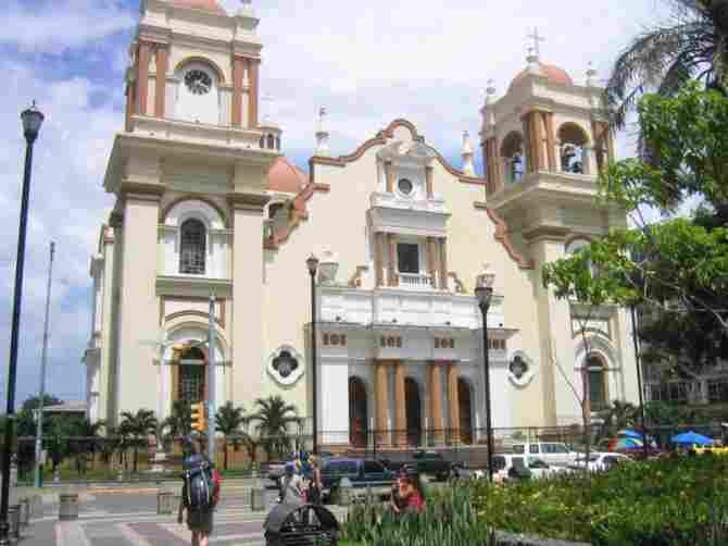 SAN PEDRO SULA CATHEDRAL, HONDURAS