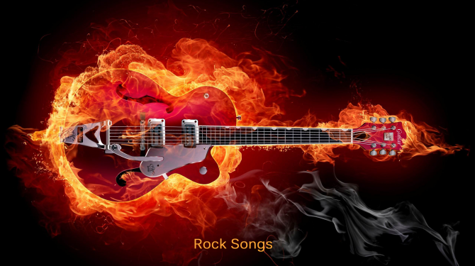The best songs of Rock