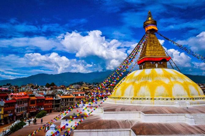 Будханатх (Непал)