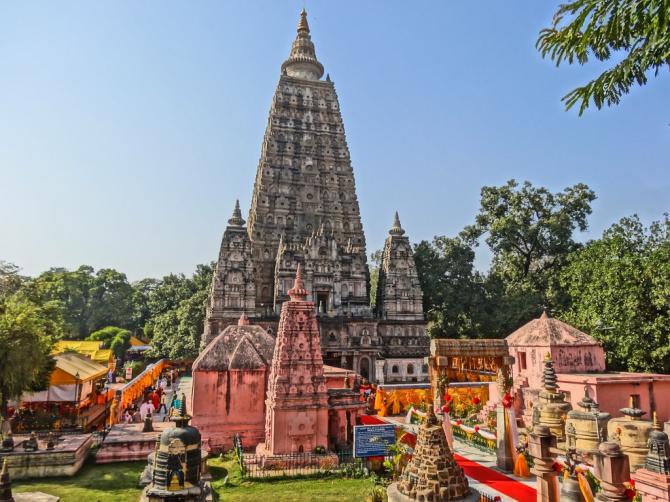 Храм Махабодхи (Индия)