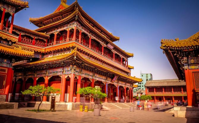 Храм Юнхэ (Китай)