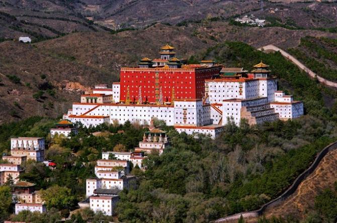 Храм Путуо Цзунчэн (Китай)