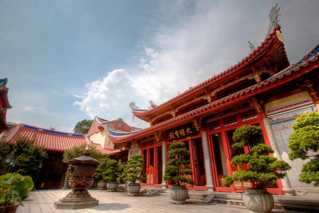 Храм Сионг Лим (Сингапур)