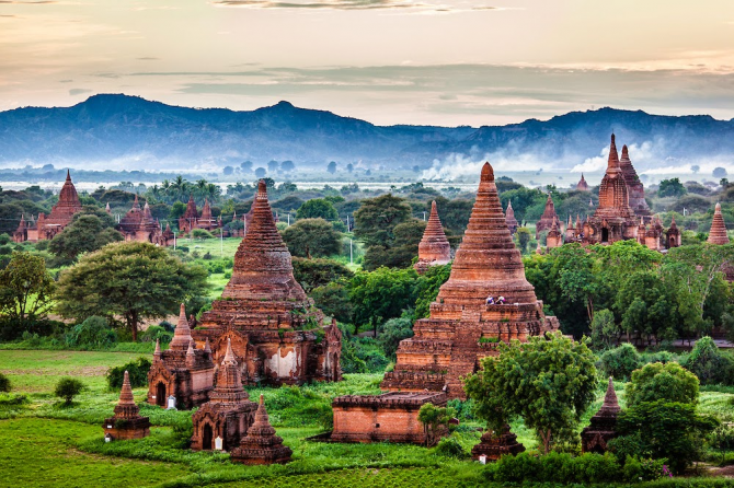 Храмы Багана (Мьянма)