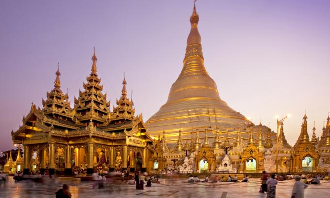 Шведагон (Мьянма)