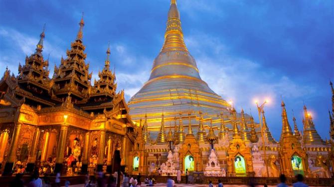 Самые увлекательные буддийские храмы