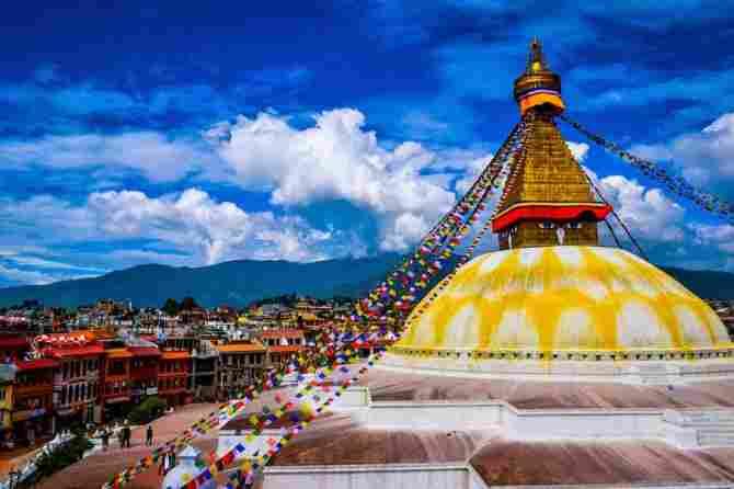 Boudhanath (Nepal)