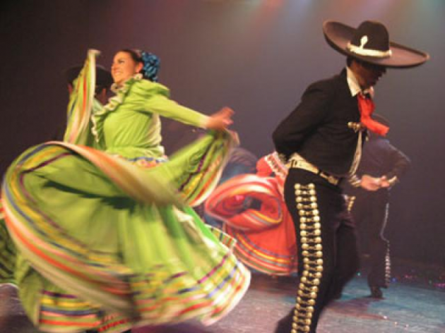 El jarabe Tapatio, Mexico