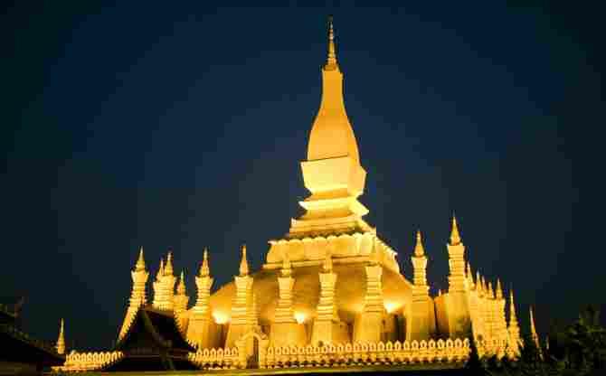 Pha That Luang (Laos)