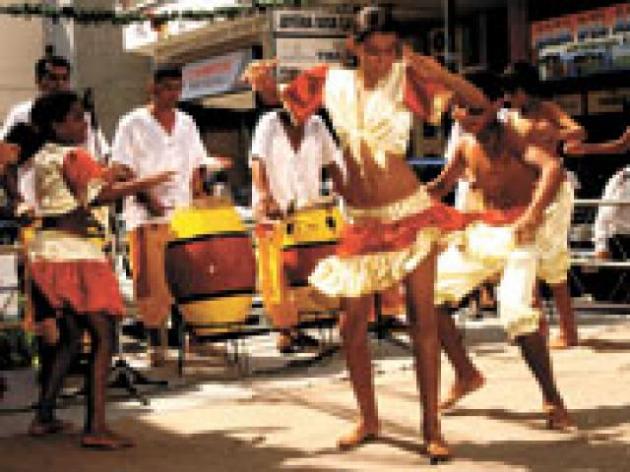 Samba, Brazil