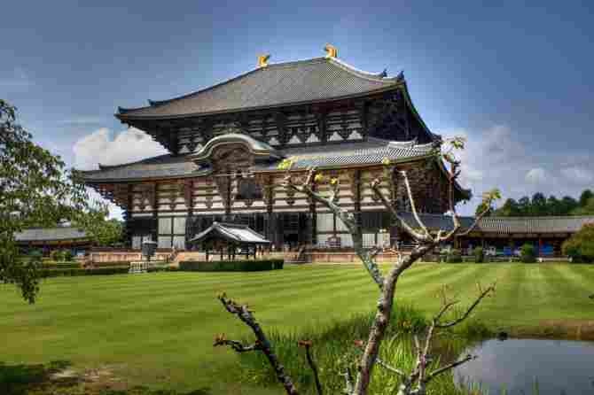 Tōdai-ji (Japan)