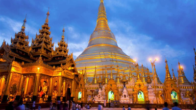The most fascinating Buddhist temples