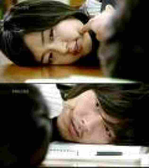 HAN TAE WOONG Y KIM BO RA