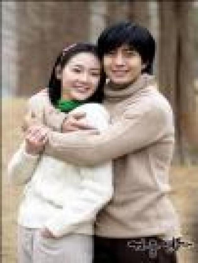 KANG HUN SANG Y JU JIN