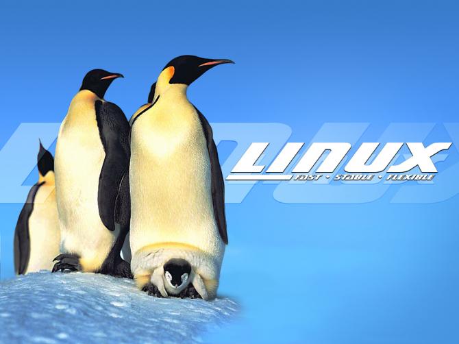 Линукс - Пингвин.