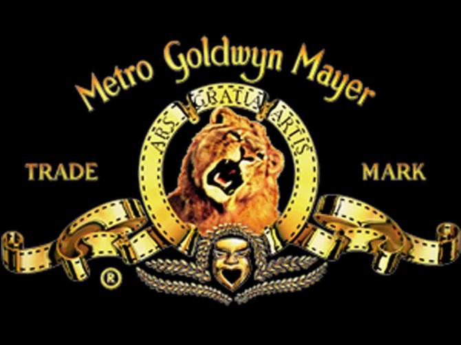 Метро Голдвин Майер.