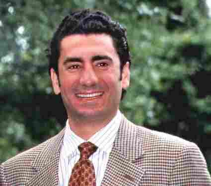 Ali Reza Pahlavi of Persia