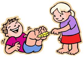 Na Idade Média, as cócegas eram usadas como meio de punição