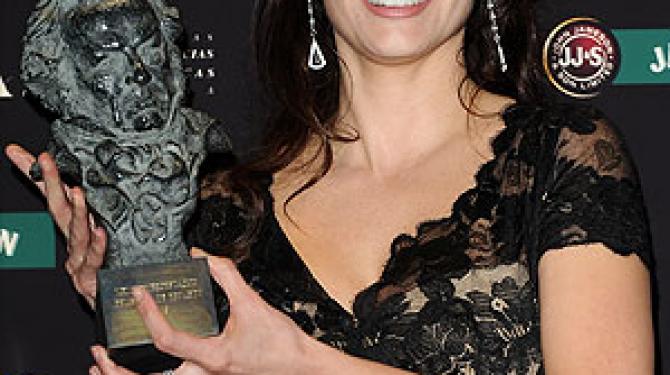 As melhores atrizes espanholas